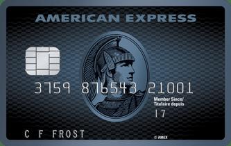AMEX Cobalt Card