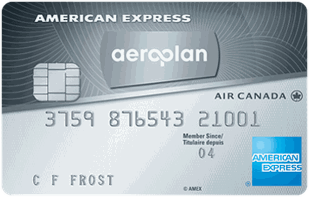 American Express Aeroplan Plus Card