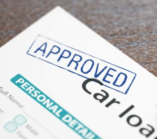 Bad Credit Car Loan Approval